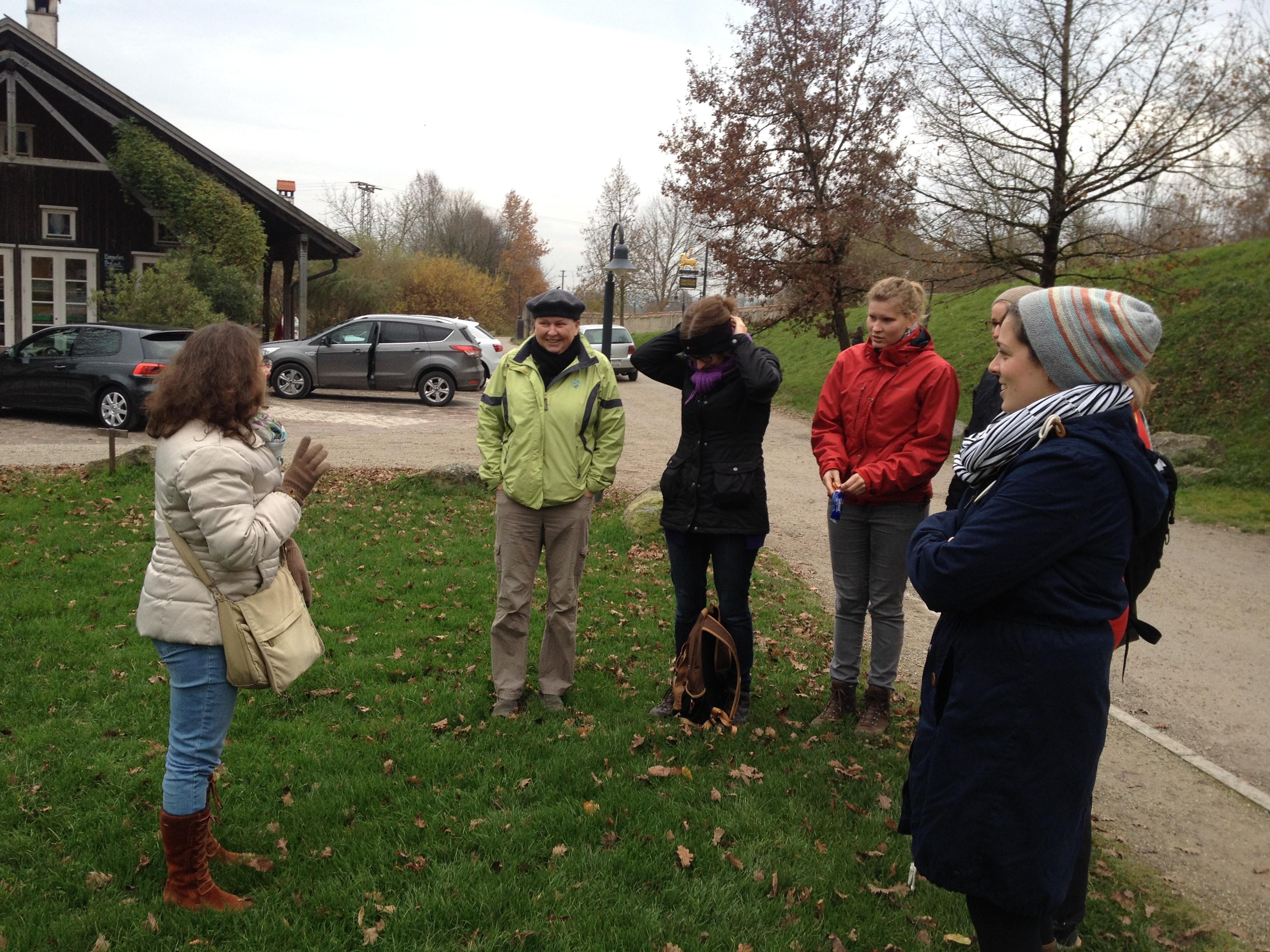 Bio-Wissen vor Ort - Willkommen bei den Hermannsdorfer Landwerkstätten