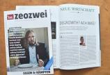 Degrowth Kommentar Martina Merz taz.zeozwei UnternehmensGrün