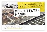 Einladung GUBE20 #9 Mobilität