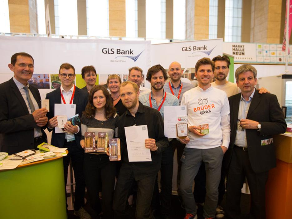 Preisverleihung Next Organic Berlin 2015