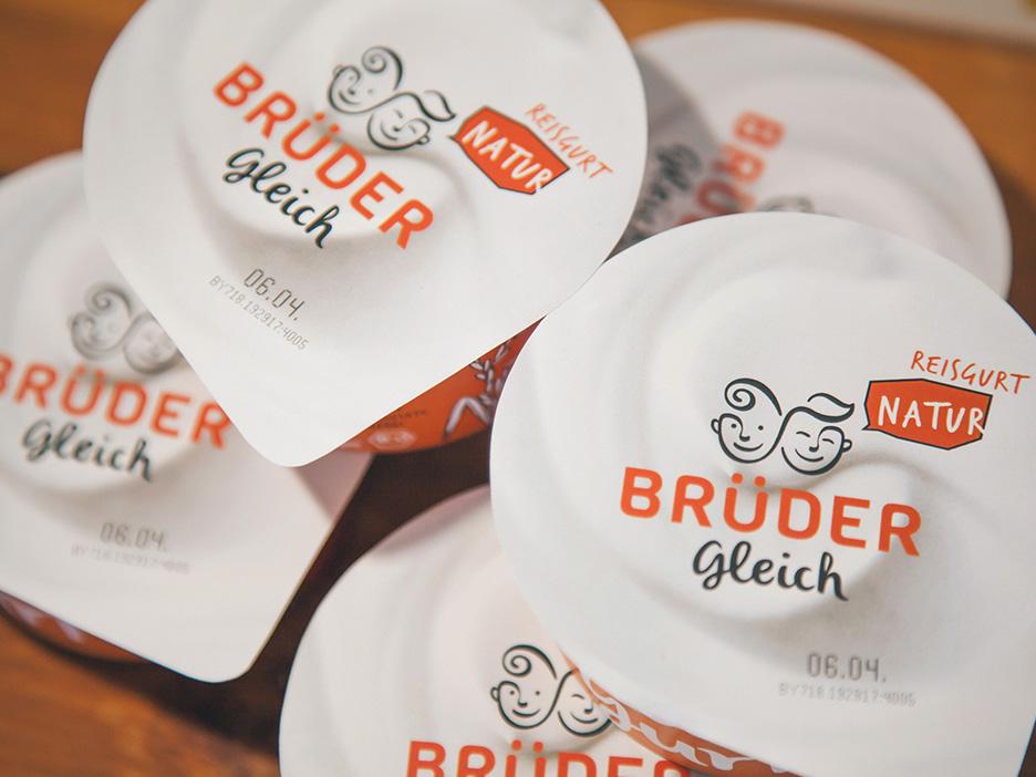 Brüder Gleich Reisgurt Gewinner Start-Up Wettbewerb Next Organic Jury merzpunkt