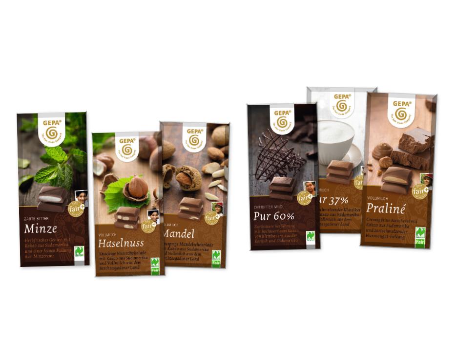 GEPA Schokoladen
