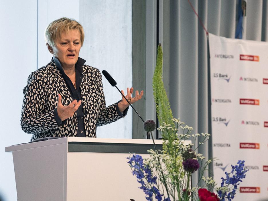 merz punkt Next Organic 2017, Renate Künast