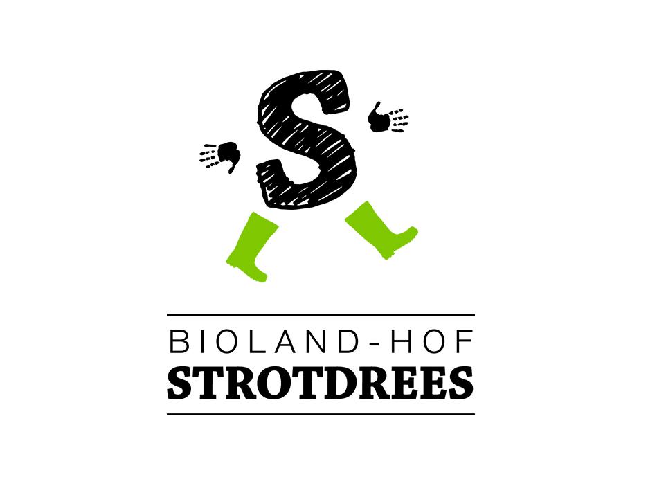 Bioland-Hof Strotdrees Logo