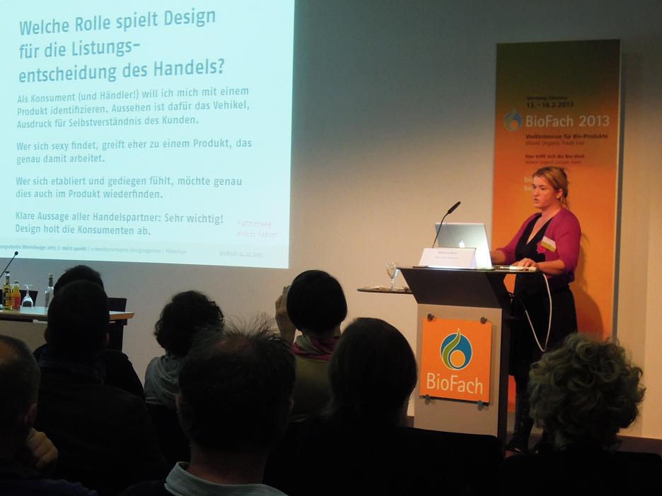 Präsentation Studie Weinetiketten Design Bio merz punkt