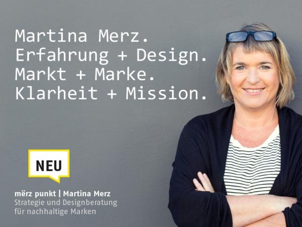mërz punkt | Martina Merz | Strategie und Designberatung für nachhaltige Marken, München, Berlin