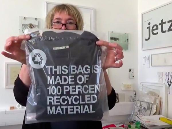 Video Blog Martina Merz Packaging und Nachhaltigkeit